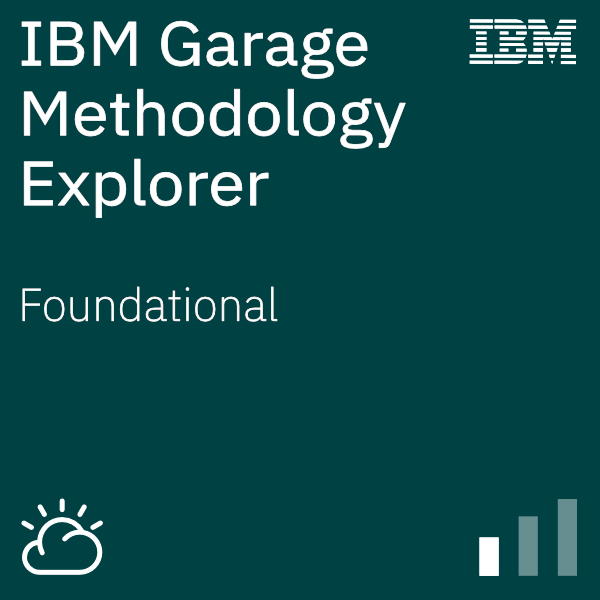 IBM Garage Methodology Explorer