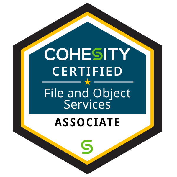 File and Object Services Associate