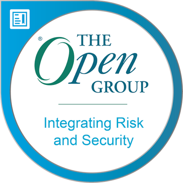 The Open Group Certified: Integrating Risk and Security