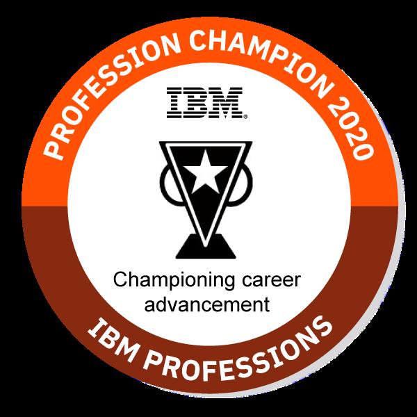 IBM Profession Champion 2020