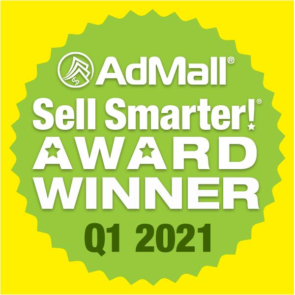 Sell Smarter Award Quarterly Winner Q1