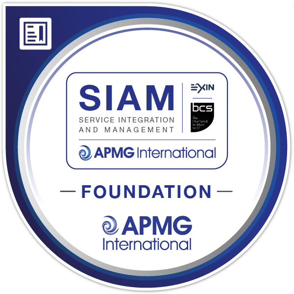 Service Integration and Management (SIAM™) Foundation