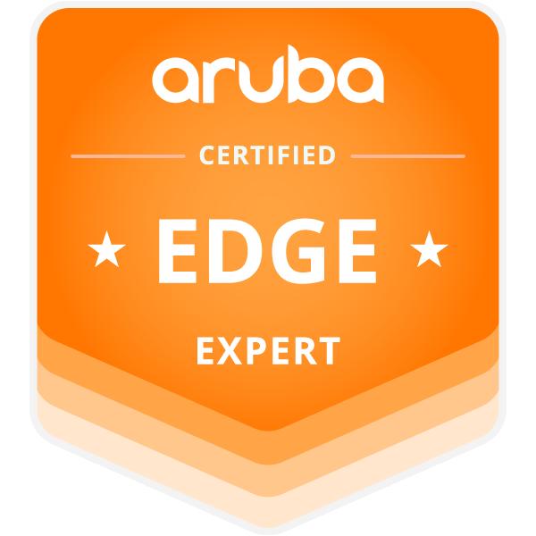Aruba Certified Edge Expert