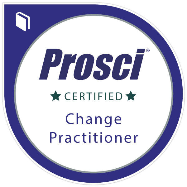 Prosci® Certified Change Practitioner - Delivered by and Change