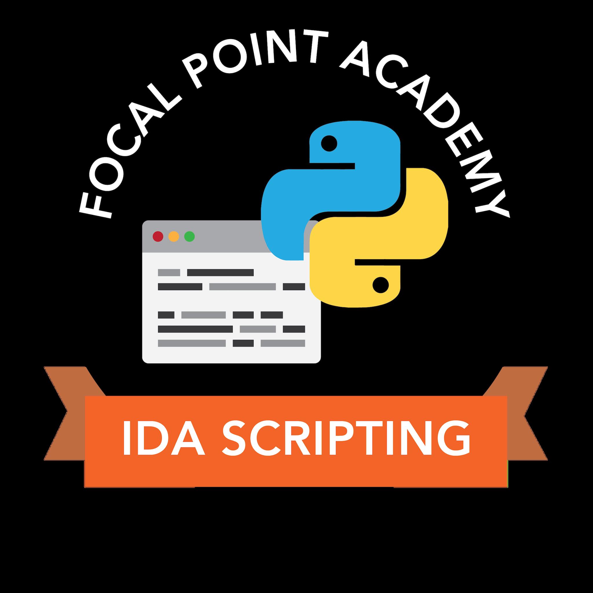 Scripting IDA with Python