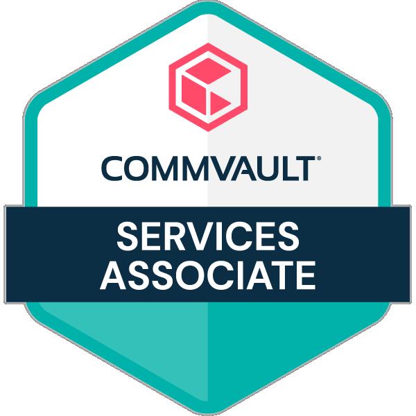 Commvault Services Associate