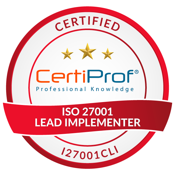 ISO 27001 Certified Lead Implementer - I27001CLI