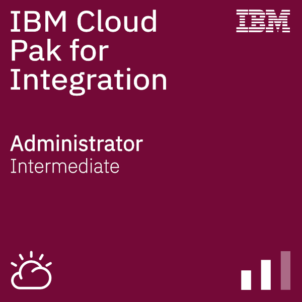 IBM Cloud Pak for Integration - Administrator
