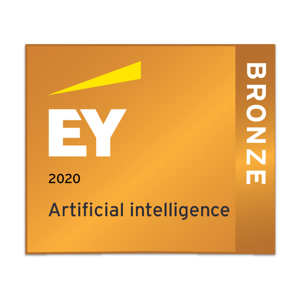 EY Artificial intelligence - Bronze