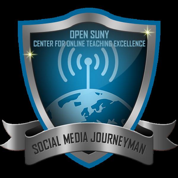 Open SUNY COTE Social Media Journeyman