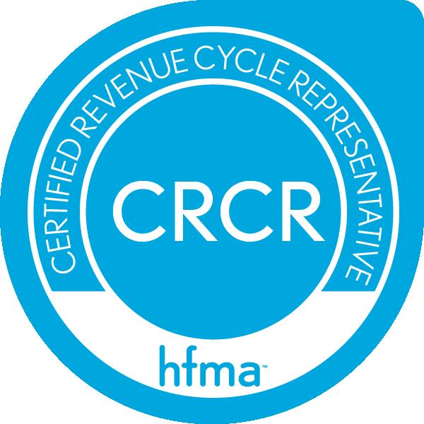 Certified Revenue Cycle Representative (CRCR)
