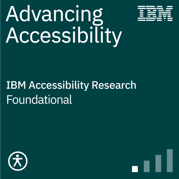 Advancing Accessibility