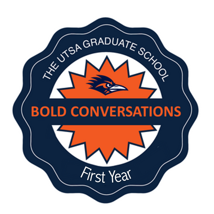 First Year: Bold Conversations