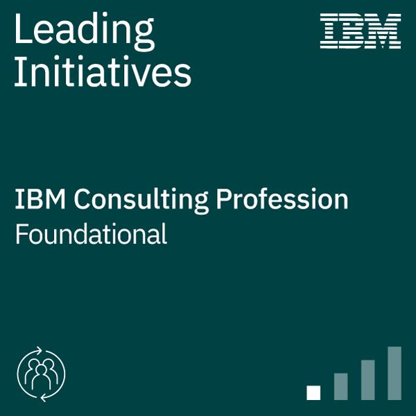 IBM Consulting – Leading Initiatives