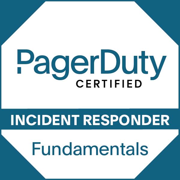 Incident Responder Certification