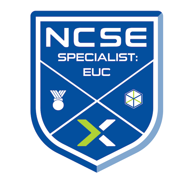 Nutanix Certified Systems Engineer: End User Computing
