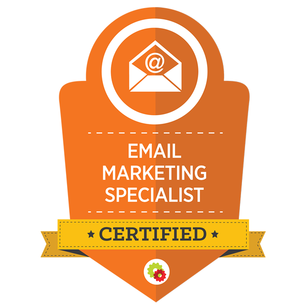 Certified Email Marketing Specialist