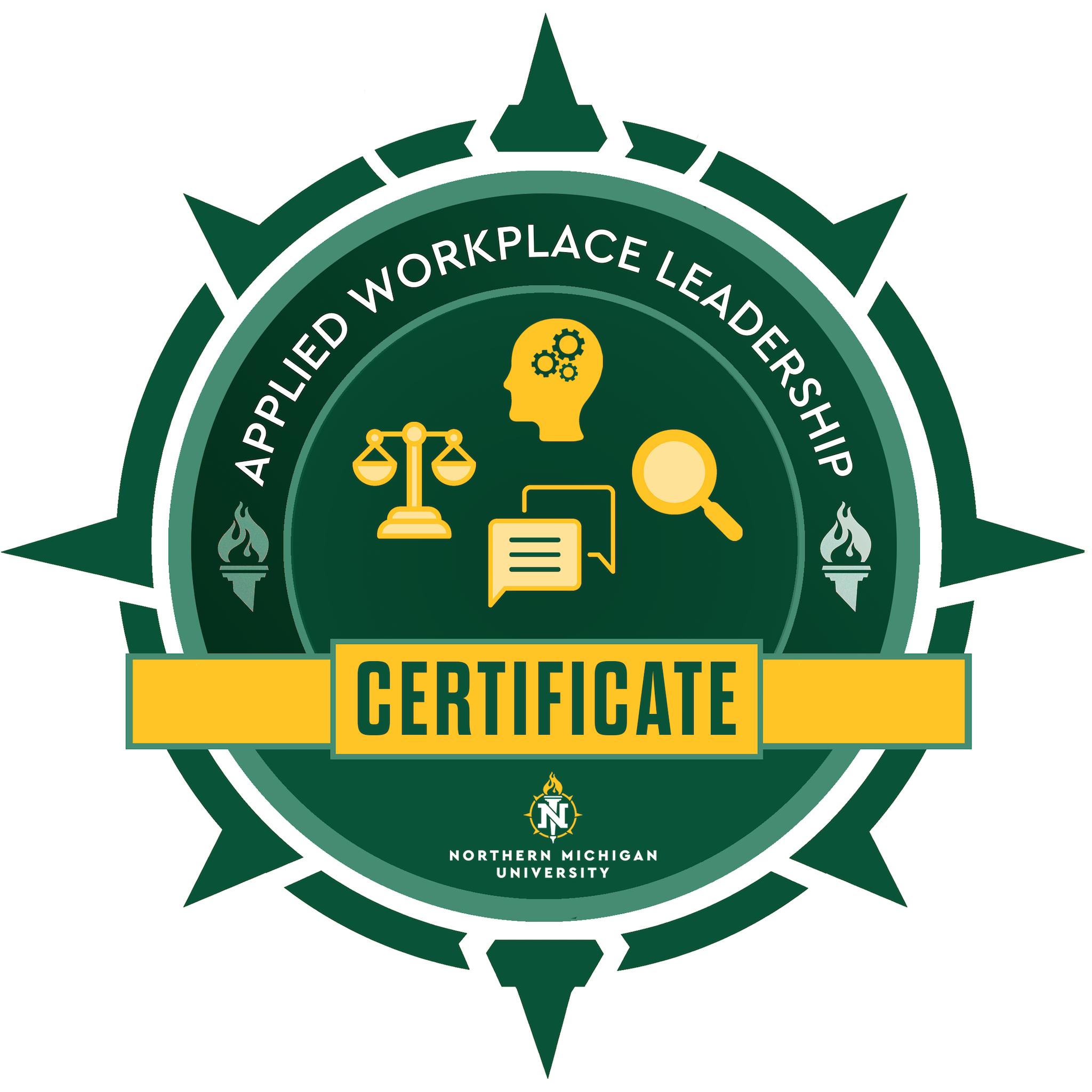 Applied Workplace Leadership Certificate