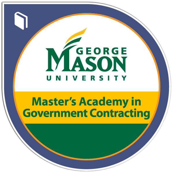 Masters Academy in Government Contracting