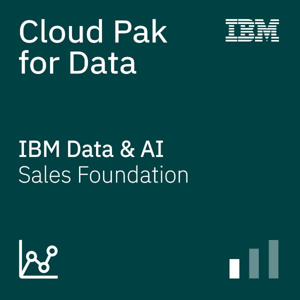 Cloud Pak for Data Sales Foundation