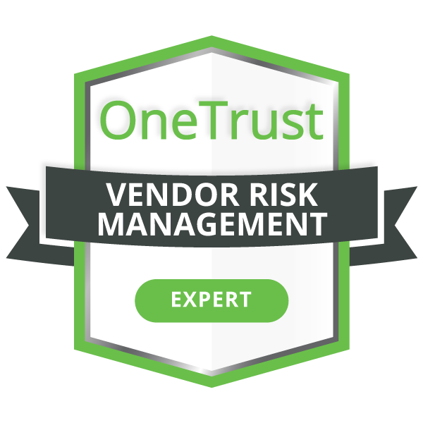 OneTrust Vendor Risk Management Expert