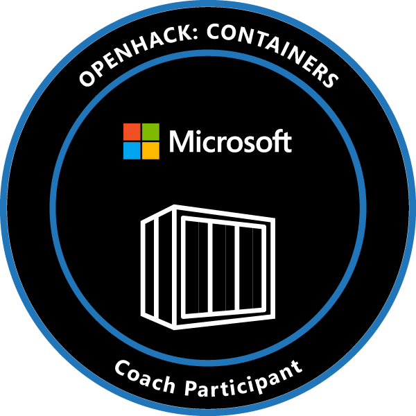 OpenHack: Containers Coach