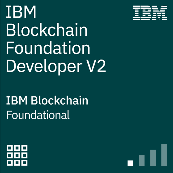 IBM Blockchain Foundation Developer V2