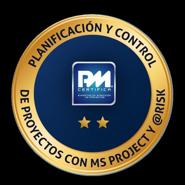 Curso Planificación y Control de Proyectos con MS Project y @Risk