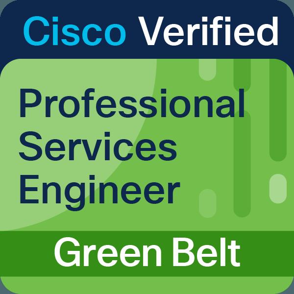 Professional Services Engineer Green Belt