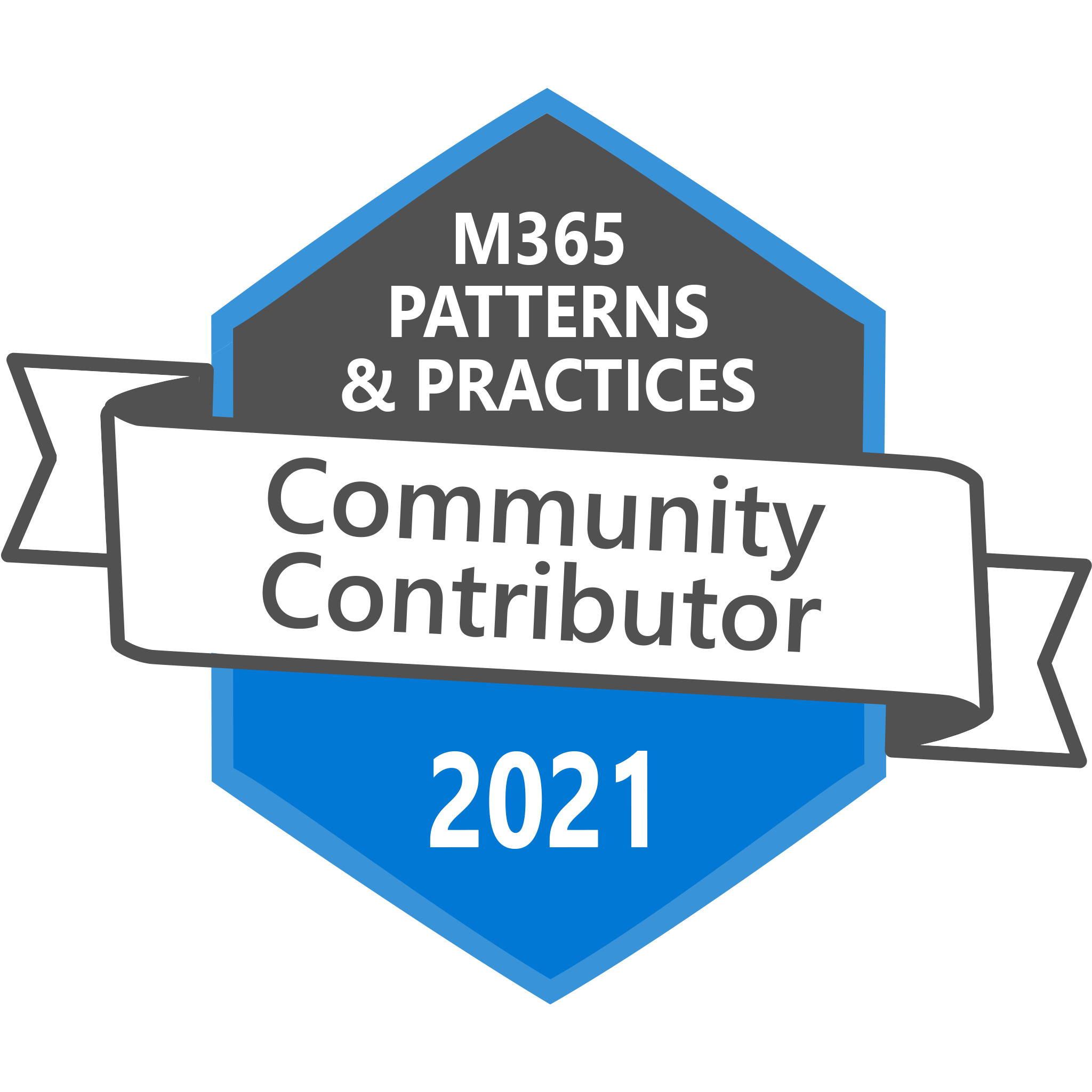 Community Contributor 2021