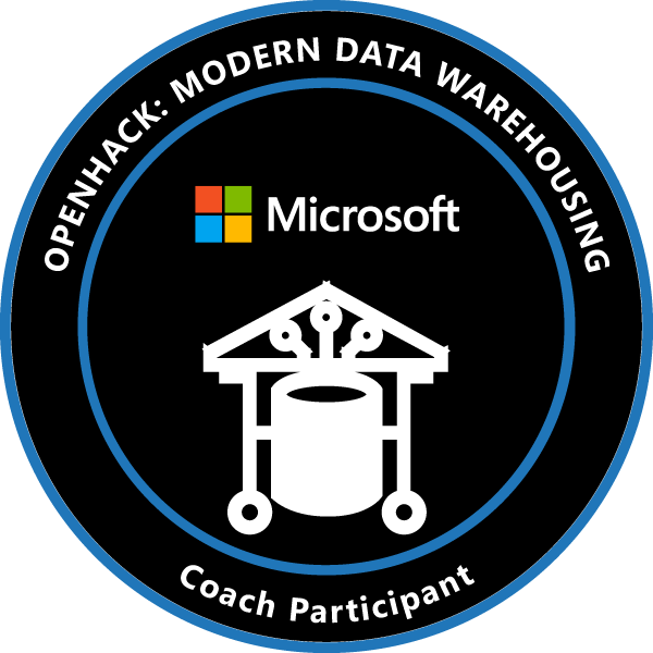 OpenHack: Modern Data Warehousing Coach