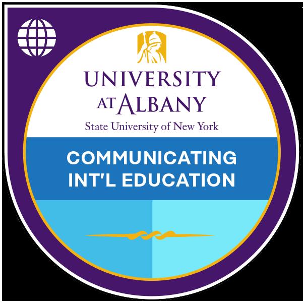 Communicating International Education