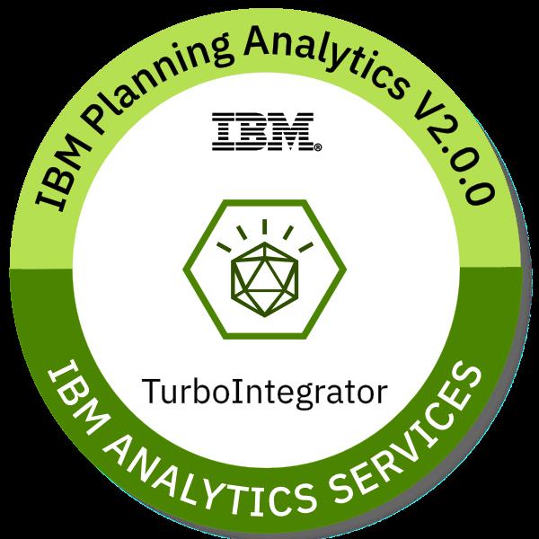 IBM Planning Analytics V2.0.0 TurboIntegrator