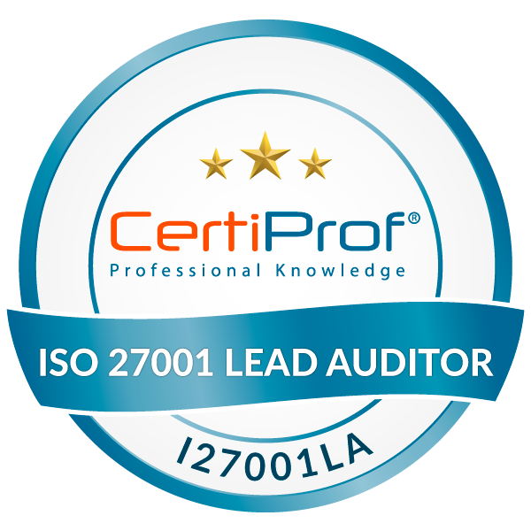 Certified ISO 27001 Lead Auditor
