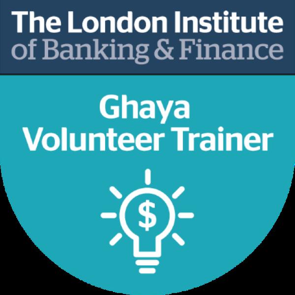 LIBF Ghaya Volunteer Trainer