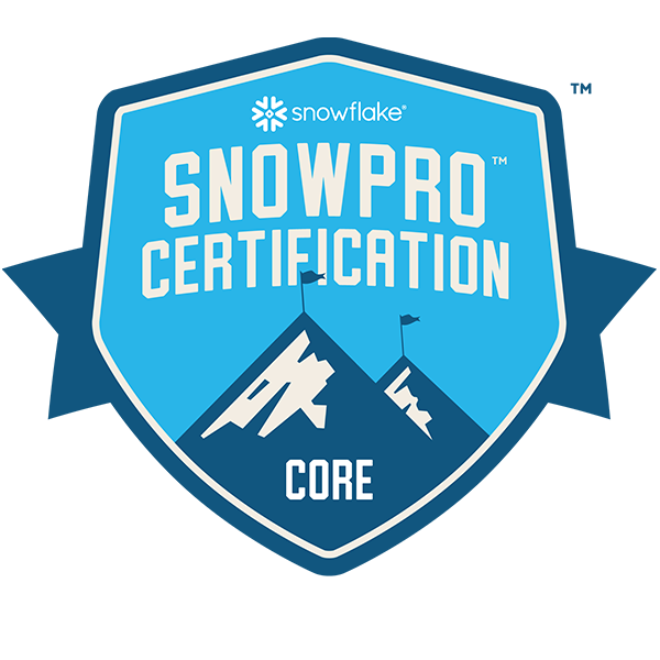 SnowPro Core Certification