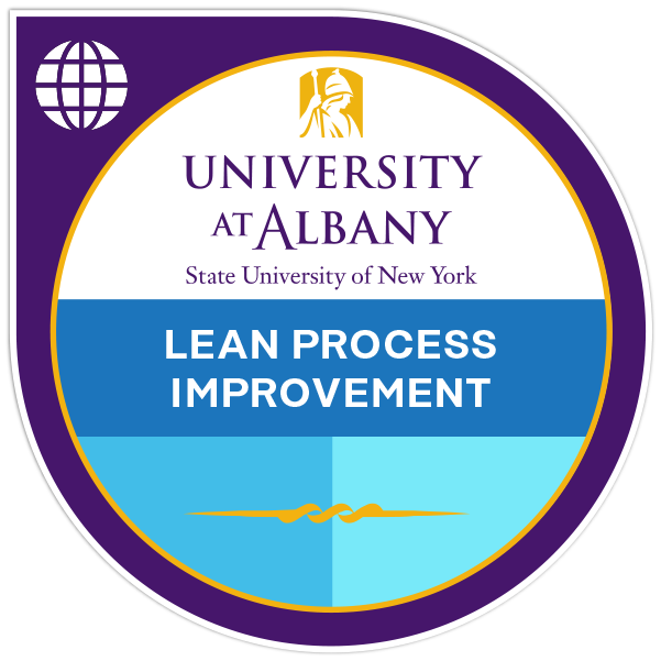 Lean Process Improvement & Institutional Operations