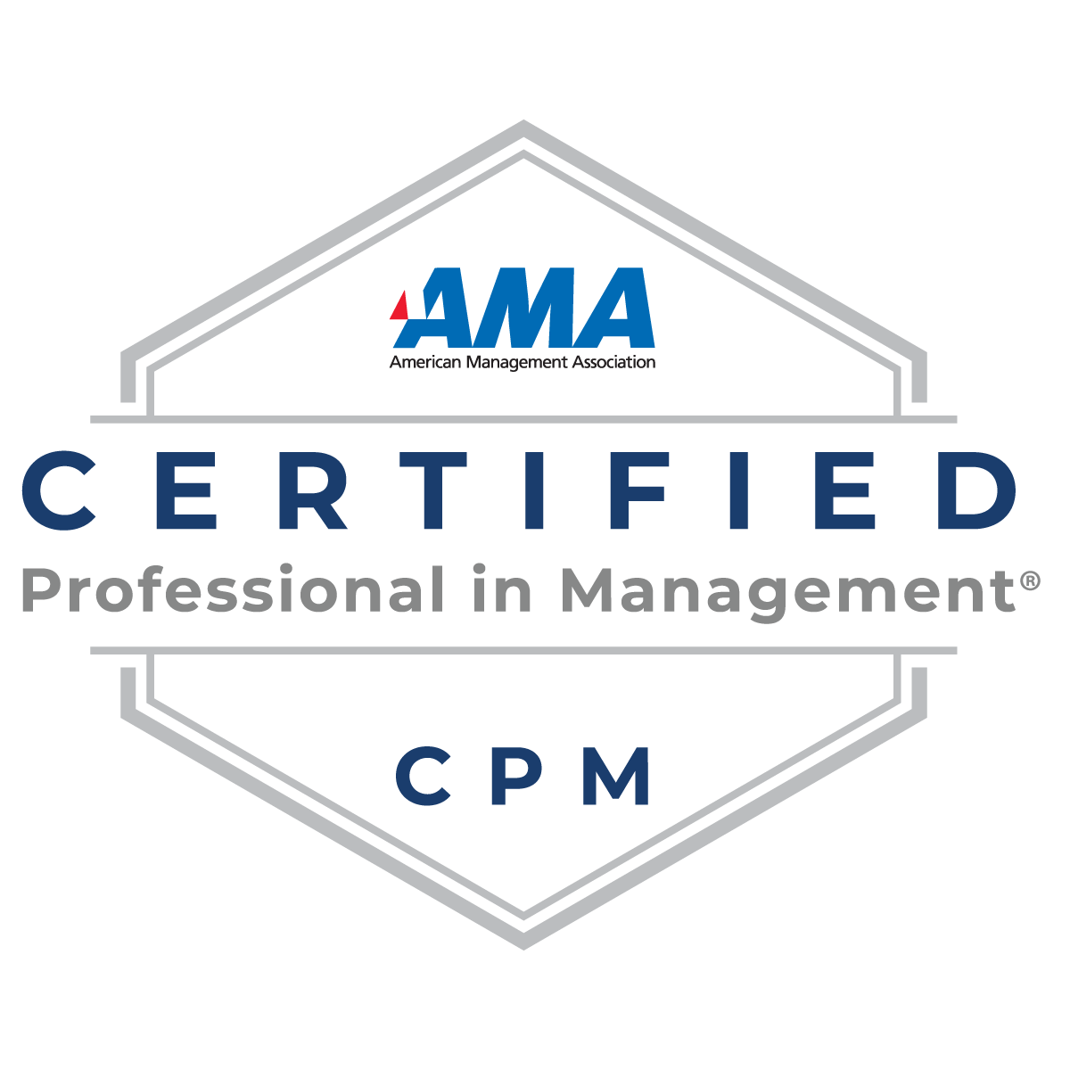AMA Certified Professional in Management™