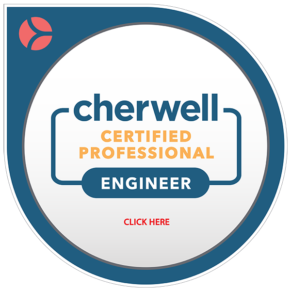 Cherwell Certified Professional Engineer