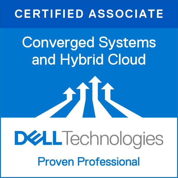 Associate - Converged Systems and Hybrid Cloud Version 2.0