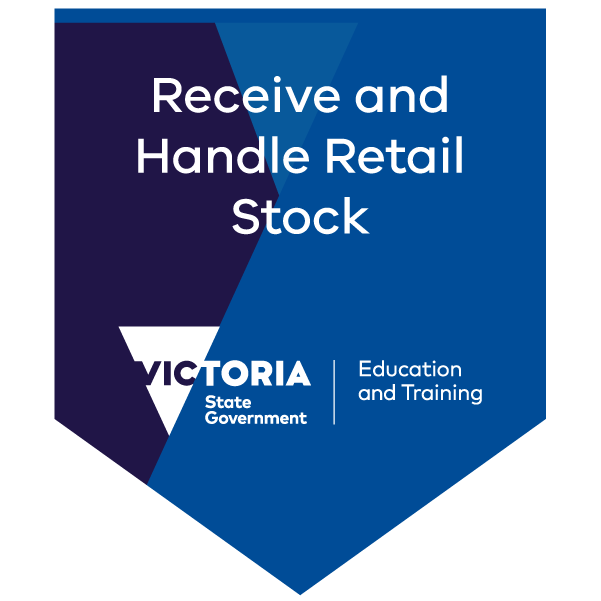 Introduction to receiving and handling retail stock