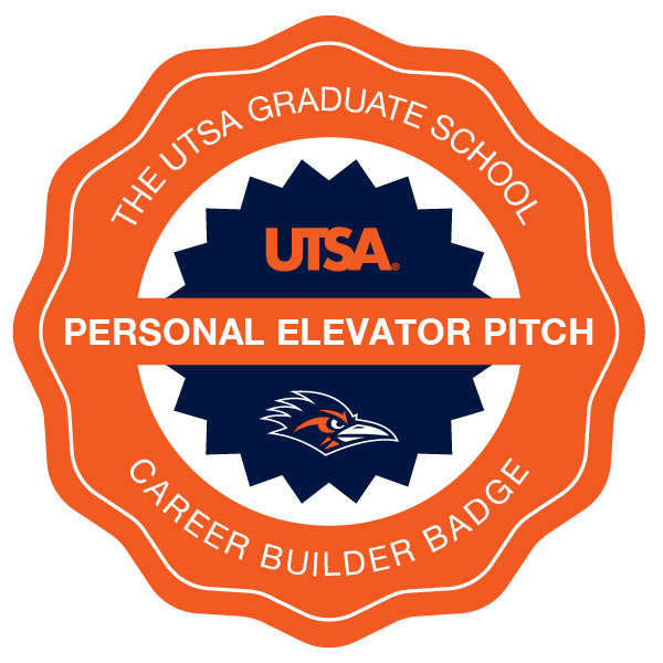 CAREER BUILDER: Crafting Your Personal Elevator Pitch