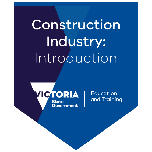 Getting started in the construction industry
