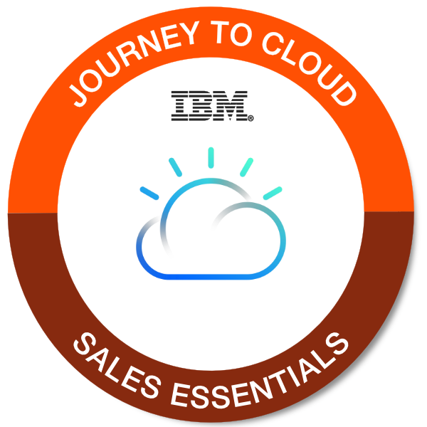 IBM Journey to Cloud Sales Essentials