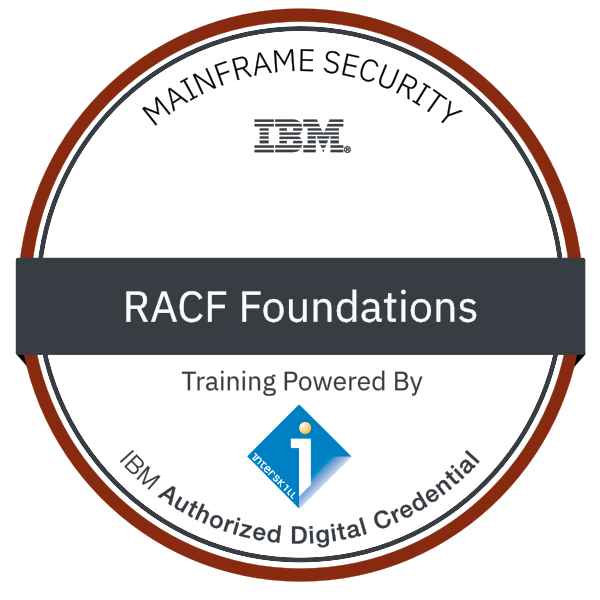Interskill - Mainframe Security – RACF – Foundations