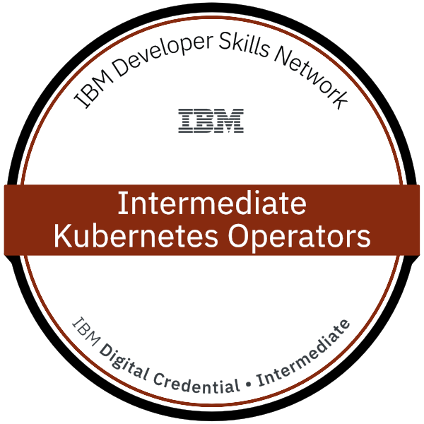 Intermediate Kubernetes Operators