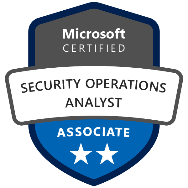 Microsoft Certified: Security Operations Analyst Associate