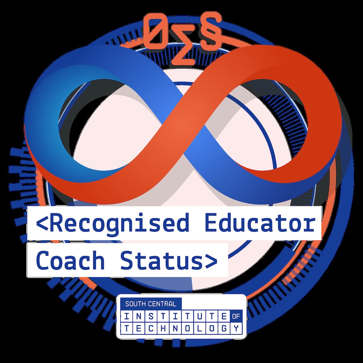 Recognised Educator Coach Status