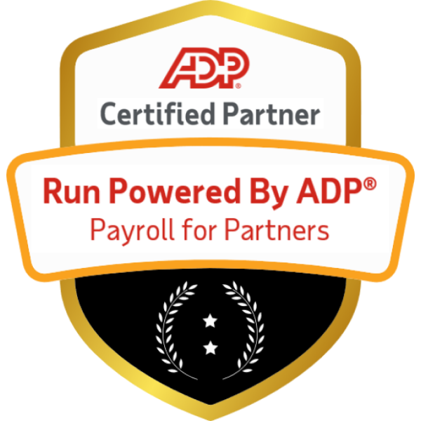 Certified Partner in RUN Powered by ADP® for Partners