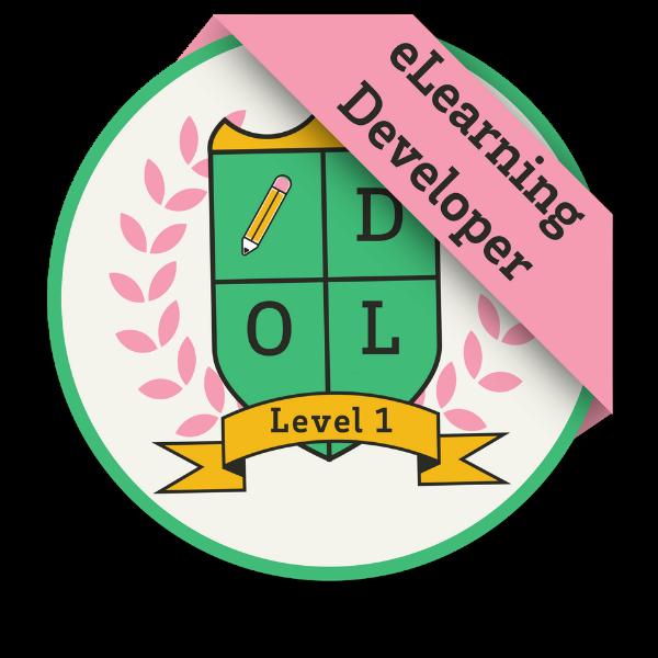 IDOL courses Academy® Level 1: eLearning Development